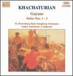 Khachaturian: Gayanne Suites Nos. 1-3