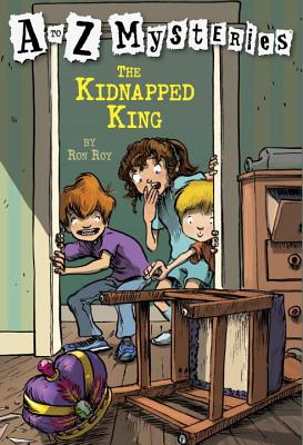 Kidnapped King - Roy, Ron