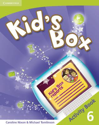 Kids Box Level 1 Activity Book
