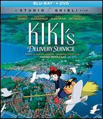 Kiki's Delivery Service [Blu-ray/DVD] [2 Discs] - Hayao Miyazaki