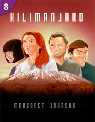 Kilimanjaro: Page Turners 8 - Johnson, Margaret