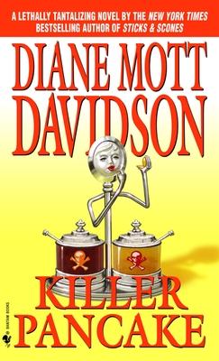 Killer Pancake - Davidson, Diane Mott