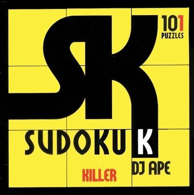 Killer Sudoku: 101 Puzzles - Ape, D J