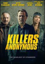 Killers Anonymous - Martin Owen