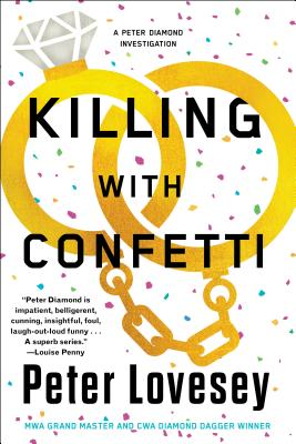 Killing with Confetti - Lovesey, Peter