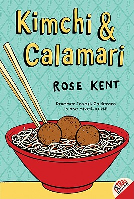 Kimchi & Calamari - Kent, Rose