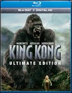 King Kong [Ultimate Edition] [Includes Digital Copy] [UltraViolet] [Blu-ray] - Peter Jackson