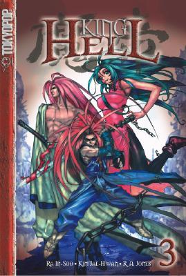 King of Hell Volume 3 - In-Soo, Ra