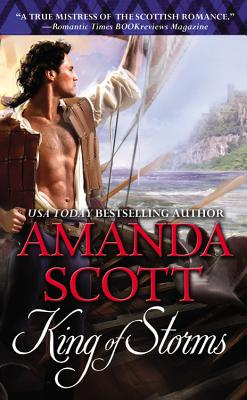 King of Storms - Scott, Amanda, B.a