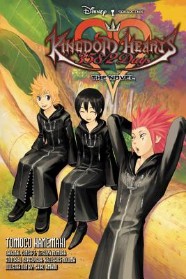 Kingdom Hearts 358/2 Days: The Novel (Light Novel) - Kanemaki, Tomoco, and Nomura, Tetsuya, and Amano, Shiro