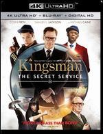 Kingsman: The Secret Service [4K Ultra HD Blu-ray/Blu-ray] [Includes Digital Copy]