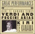 Kiri Te Kanawa Sings Verdi and Puccini Arias [Great Perforances]