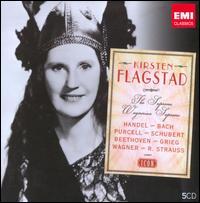 Kirsten Flagstad: The Supreme Wagnerian Soprano - Blanche Thebom (mezzo-soprano); Edwin McArthur (piano); Eyvind Alnaes (piano); Geraint Jones (harpsichord);...