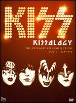 KISS: KISSology - The Ultimate KISS Collection, Vol. 2 (1978-1991)