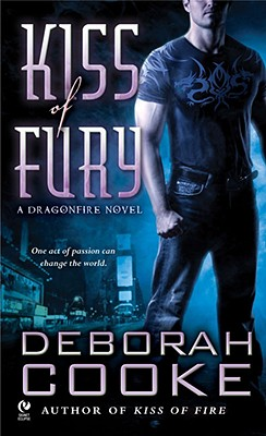 Kiss of Fury - Cooke, Deborah