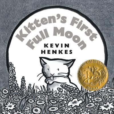 Kitten's First Full Moon Board Book - Henkes, Kevin