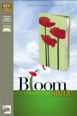 KJV Thinline Bloom Collection Bible - Zondervan