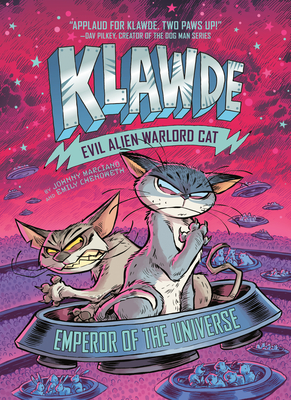 Klawde: Evil Alien Warlord Cat: Emperor of the Universe #5 - Marciano, Johnny, and Chenoweth, Emily