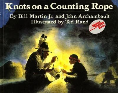 Knots on a Counting Rope - Martin, Bill