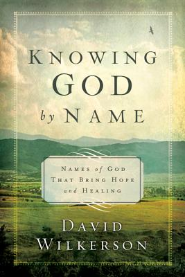 Knowing God by Name: Names of God That Bring Hope and Healing - Wilkerson, David