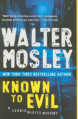 Known to Evil - Mosley, Walter