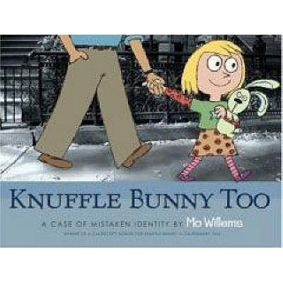 Knuffle Bunny Too: A Case of Mistaken Identity -