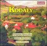Kodály: Choral Works - Andrew Angus (baritone); Andrew Isherwood (tenor); Frances Reid (alto); Jeremy Filsell (organ); Sally Barber (soprano);...