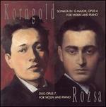 Korngold & Rosza