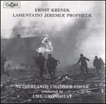 Krenek: Lamentatio Jeremiæ Prophetæ