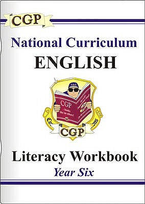 KS2 English Literacy Workbook - Year 6 - CGP Books (Editor)