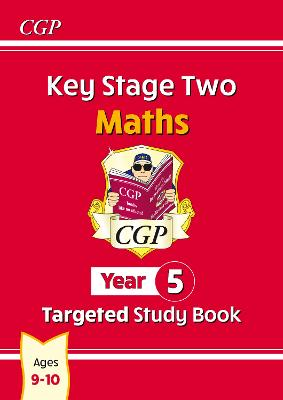 Ks2 Maths Targeted Study Book - Year 5 - Parsons, Richard