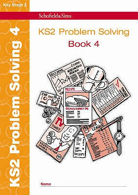 KS2 Problem Solving Book 4 - Montague-Smith, Ann