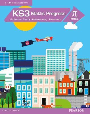 KS3 Maths Progress Student Book Pi 3 -