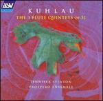 Kuhlau: The 3 Flute Quintets, Op.51