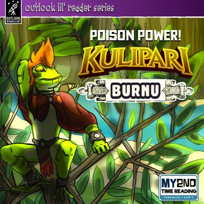 Kulipari: Poison Power! Burnu - Pryce, Trevor
