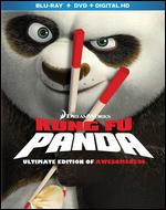 Kung Fu Panda [Blu-ray] - John Stevenson; Mark Osborne