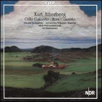 Kurt Atterberg: Cello Concerto; Horn Concerto - Johannes-Theodor Wiemes (horn); Nikolai Schneider (viloncello); Members of the NDR Hannover Radio Philharmonic;...