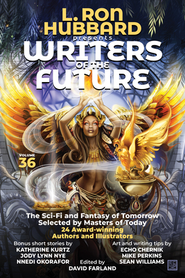 L. Ron Hubbard Presents Writers of the Future Volume 36: Bestselling Anthology of Award-Winning Science Fiction and Fantasy Short Stories - Hubbard, L Ron, and Farland, David (Editor), and Okorafor, Nnedi