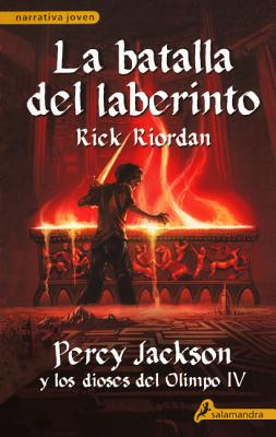 La Batalla del Laberinto - Riordan, Rick