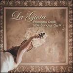La Gioia: Arcangelo Corelli Violin Sonatas Op. V