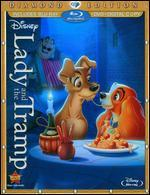 Lady and the Tramp [Diamond Edition] [3 Discs] [Includes Digital Copy] [Blu-ray/DVD]