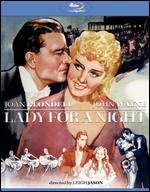 Lady for a Night [Blu-ray] - Leigh Jason
