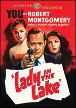 Lady in the Lake - Robert Montgomery