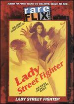 Lady Street Fighter - James Bryan