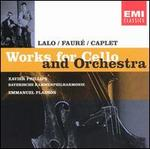 Lalo, Fauré, Caplet: Works for cello & orchestra