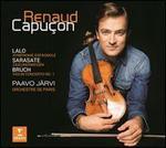 Lalo: Symphonie Espagnole; Sarasate: Zigeunerweisen; Bruch: Violin Concerto No. 1