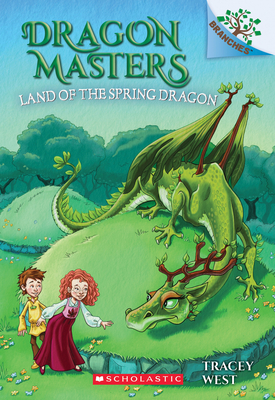 Land of the Spring Dragon: Branches Book (Dragon Masters #14), Volume 14 - West, Tracey, and Loveridge, Matt (Illustrator)