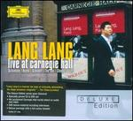 Lang Lang Live at Carnegie Hall [Deluxe Edition] [CD & DVD]