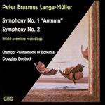 "Lange-Miller: Symphony No. 1 ""Autumn""; Symphony No. 2"