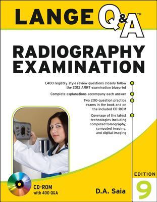 Lange Q&A Radiography Examination - Saia, D a